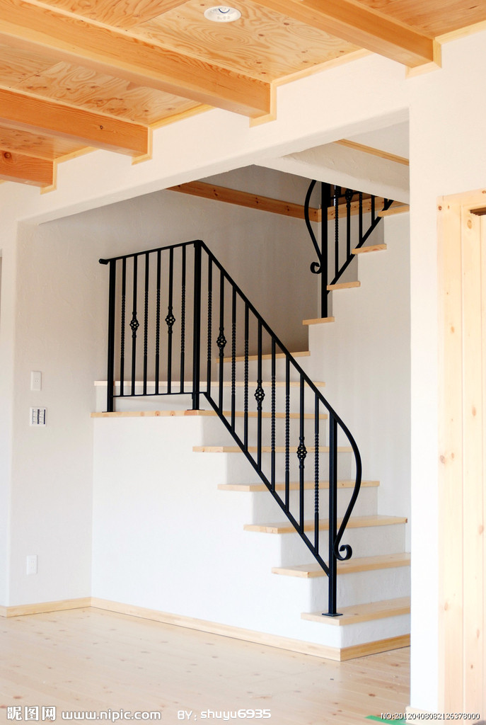 室内钢构楼梯设计图